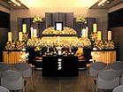 セレモニー目黒 式場祭壇一例