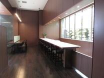四ツ木斎場 カフェスペース
