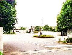 新座市営墓園 外観