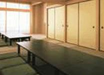 羅漢会館 遺族控室