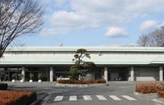 名古山斎場 外観