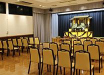 家族葬に最適なホール