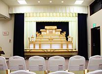 少人数に最適な葬祭ホール