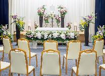家族葬から大型葬までご対応