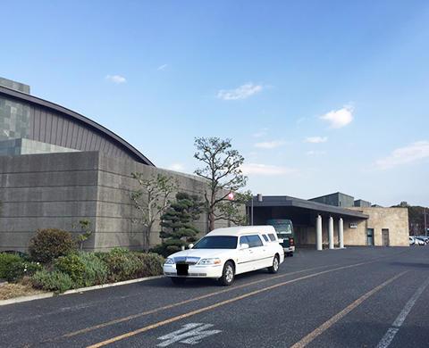 堺市立斎場 外観