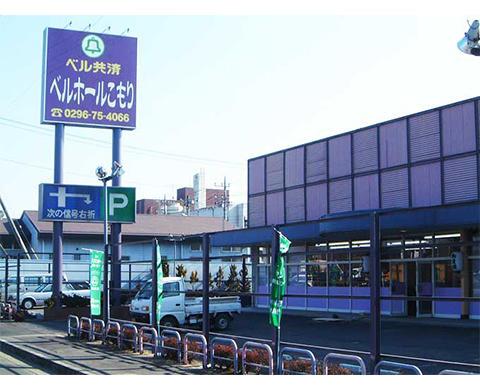 桜川市東桜川1【ファミーユ提携葬儀場】外観