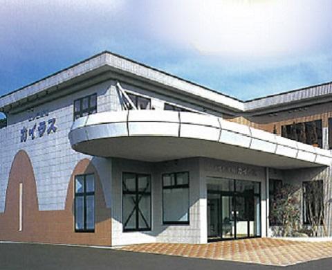 太田市西新町【ファミーユ提携葬儀場】 外観