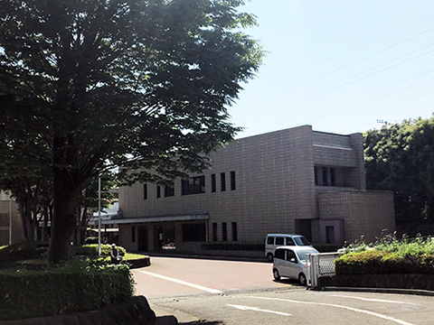 横浜市戸塚斎場 外観