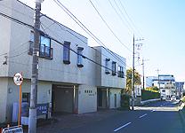 舟渡斎場 外観2