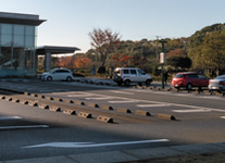 臨海斎場 駐車場