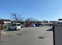 たかいし斎場駐車場
