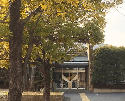 太田市斎場 外観