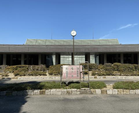 和歌山市斎場 外観1