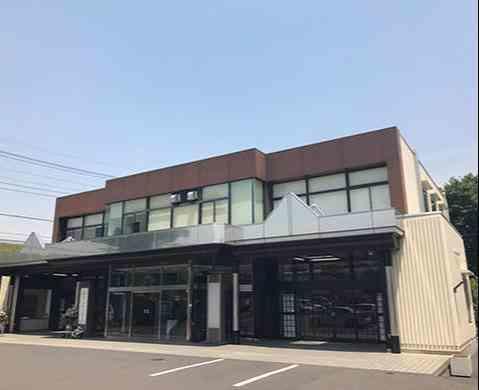 戸田葬祭場 外観