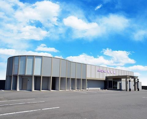 紫雲殿 あま七宝斎場の外観