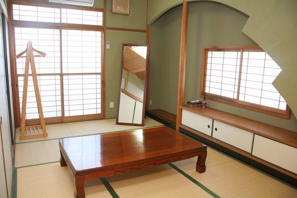 ファミーユ阿久比別館の控室