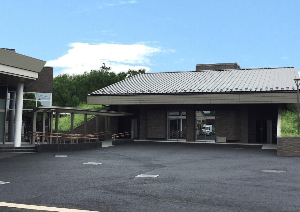 行田市斎場 外観3