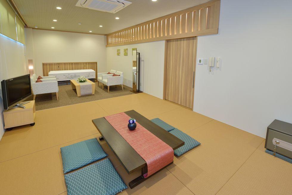 ファミーユ半田東浦の控室