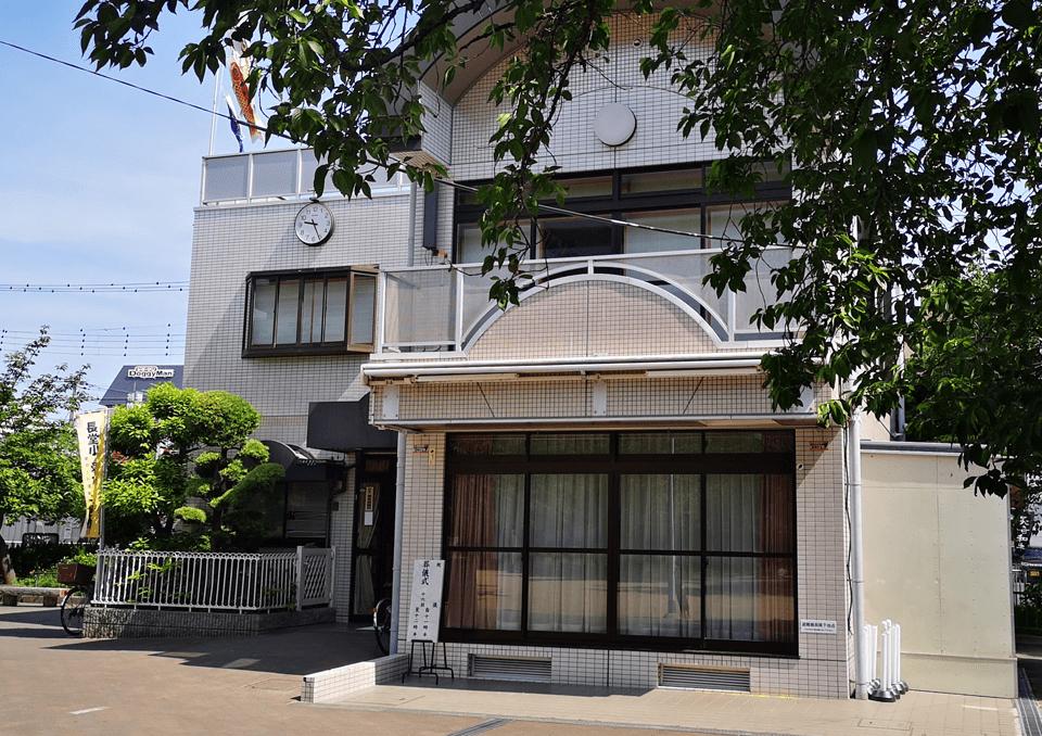 東大阪足代公園集会所 外観2