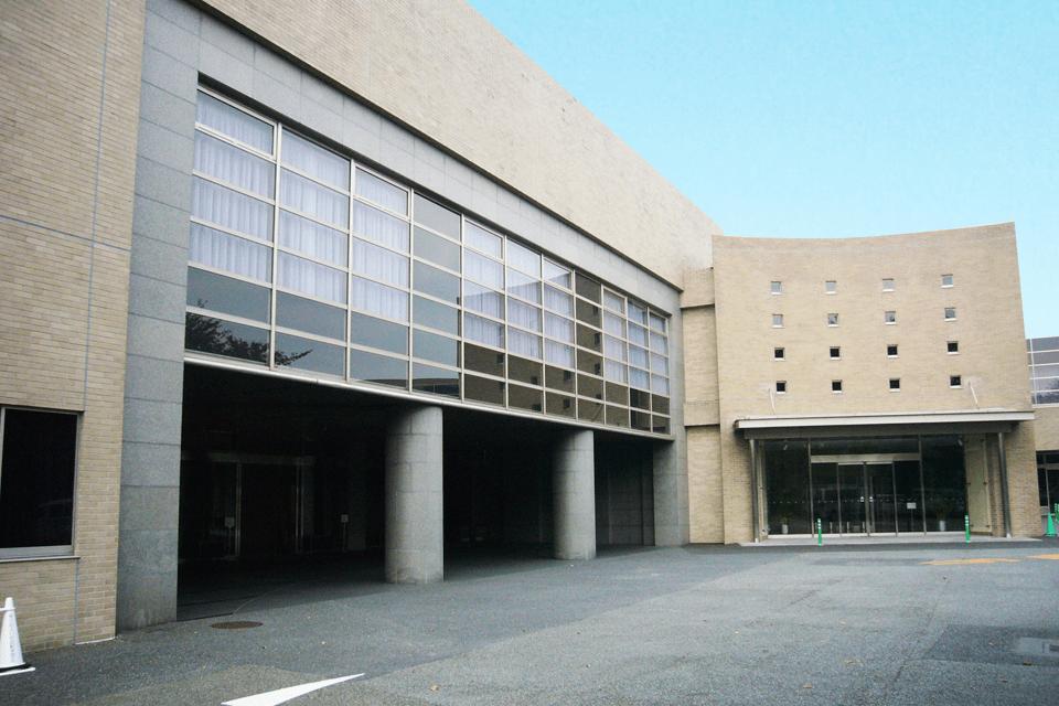堀ノ内斎場 外観1