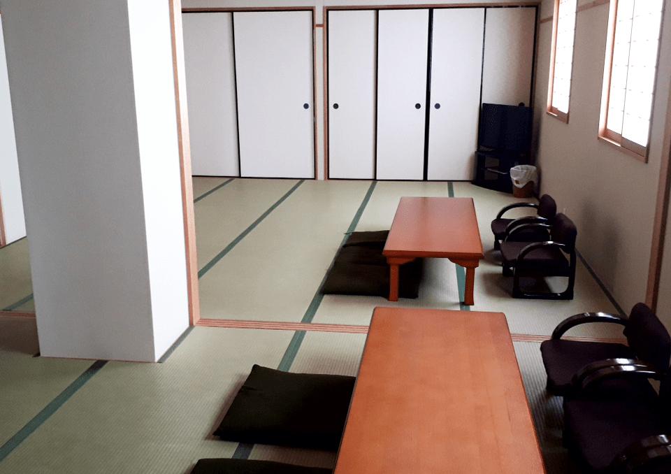 和室・安置スペース