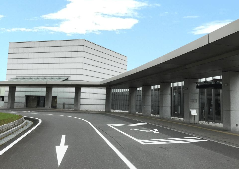 県央みずほ斎場 外観1