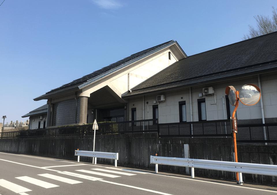 大垣市勝山斎場 外観3