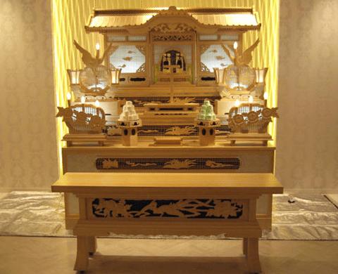 セレモニーホール セルディア館 祭壇