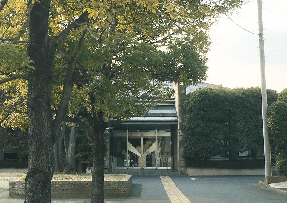 太田市斎場 外観1