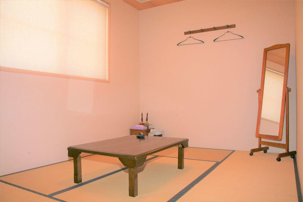 ファミーユ高浜碧南の控え室