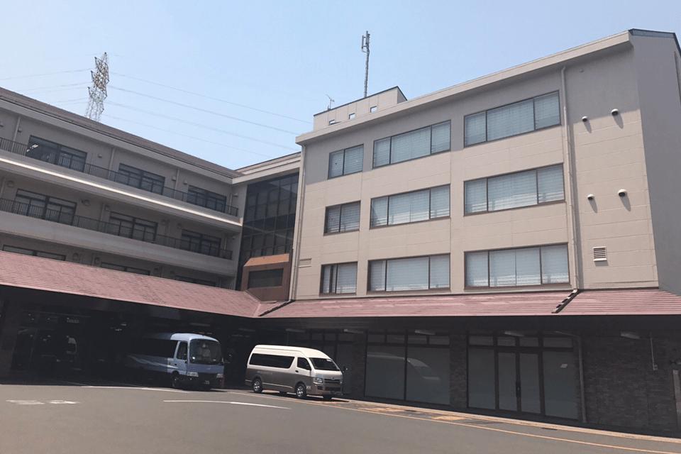戸田葬祭場 外観2