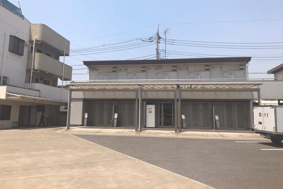 戸田サービス館 外観2