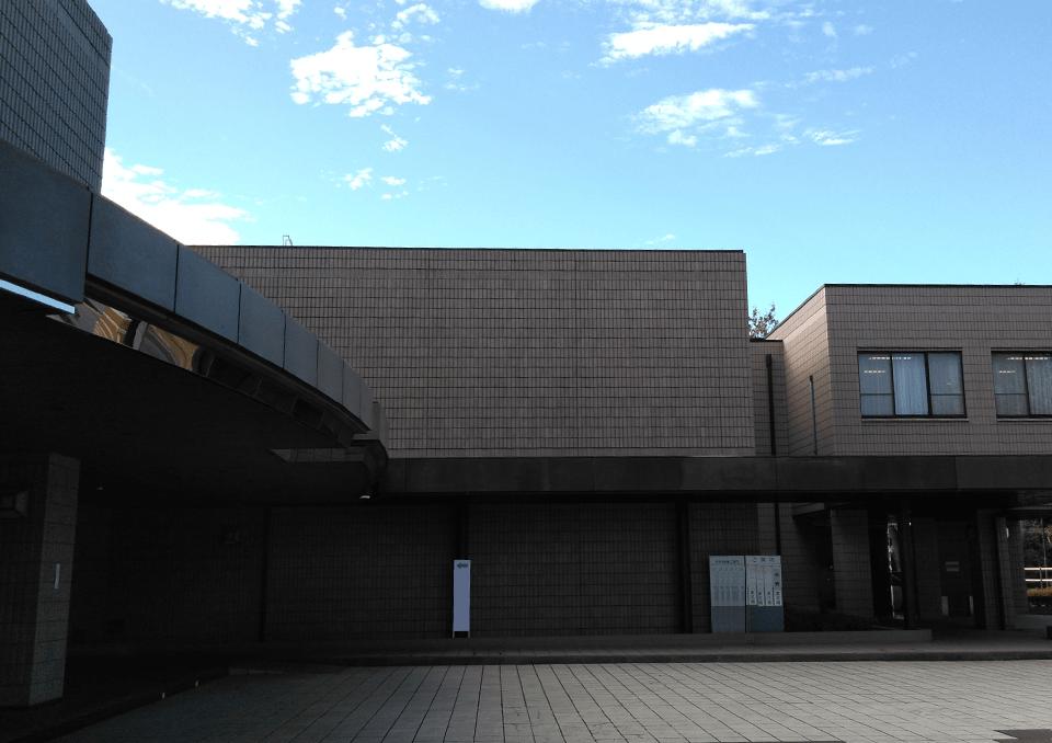 所沢市斎場 外観2