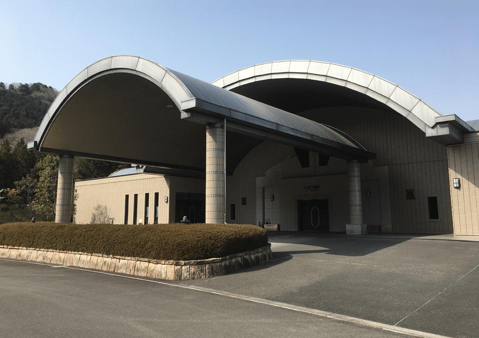 松阪市嬉野斎場(ヒプノス嬉野) 外観1
