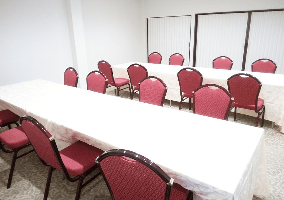 2階お清め所(約30席)